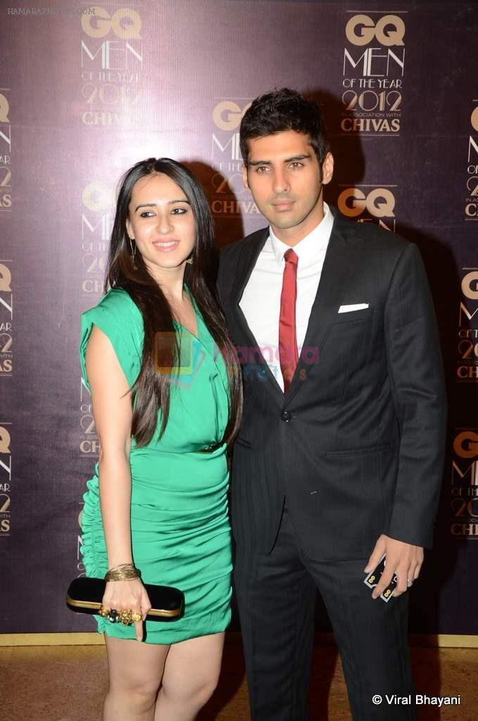 Sameer Dattani at GQ Men of the Year 2012 in Mumbai on 30th Sept 2012