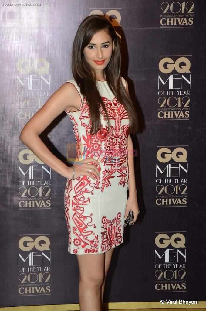 at GQ Men of the Year 2012 in Mumbai on 30th Sept 2012
