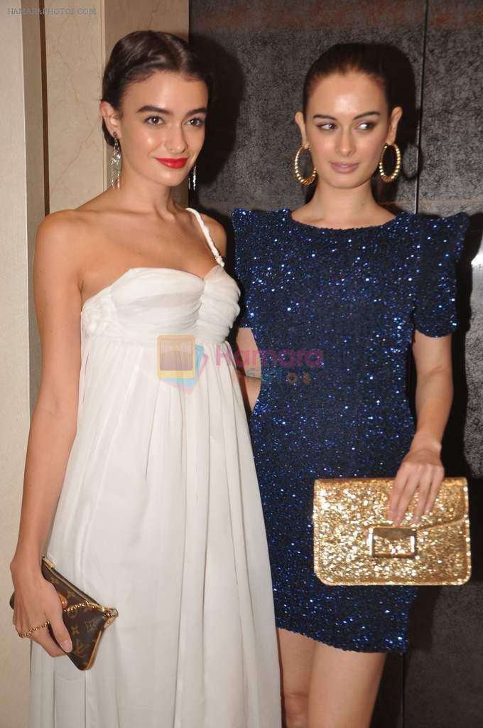 Evelyn Sharma at Elle beauty awards 2012 in Mumbai on 1st Oct 2012