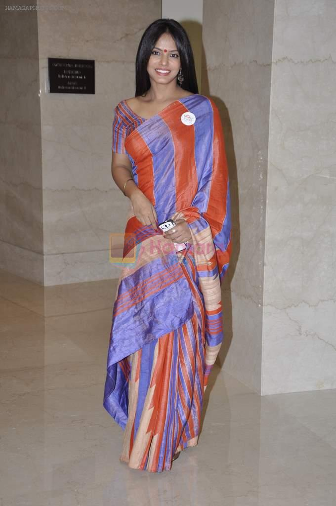 Neetu Chandra at CPAA event in Mumbai on 2nd Oct 2012
