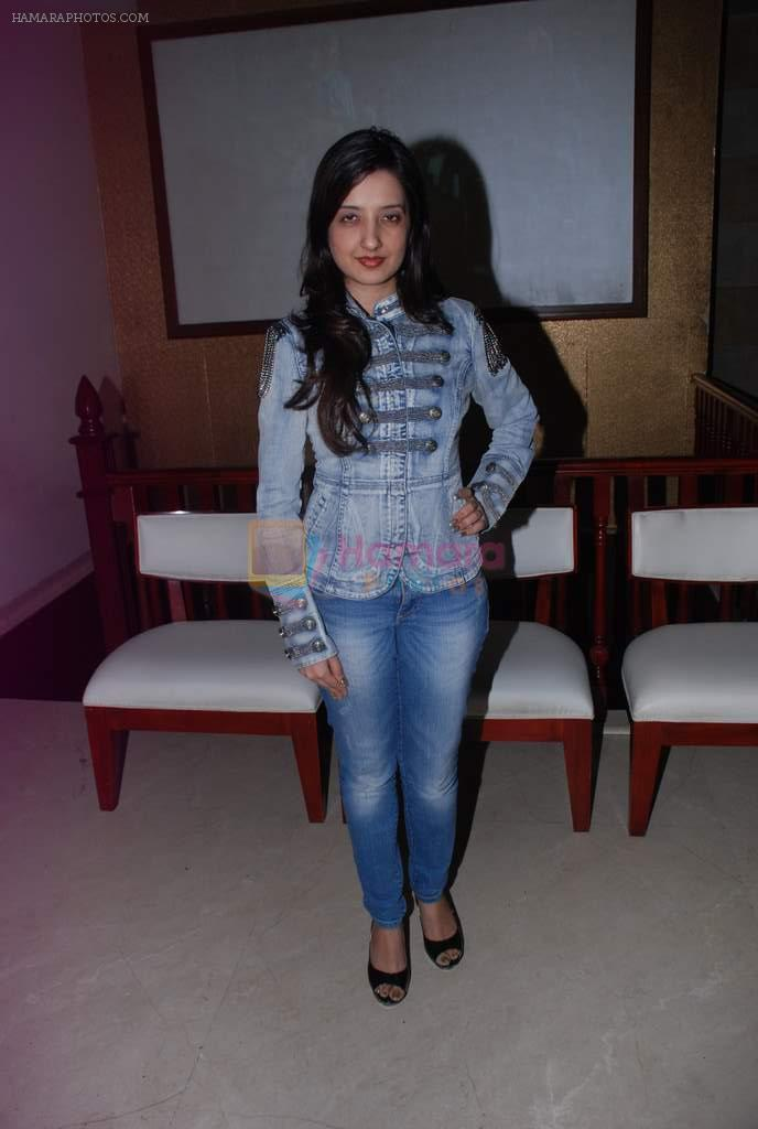 Amy Billimoria at Biba Singh new single launch in Mumbai on 2nd Oct 2012