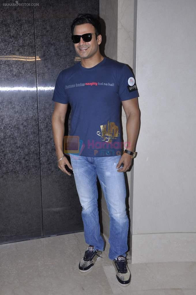 Vivek Oberoi at CPAA event in Mumbai on 2nd Oct 2012