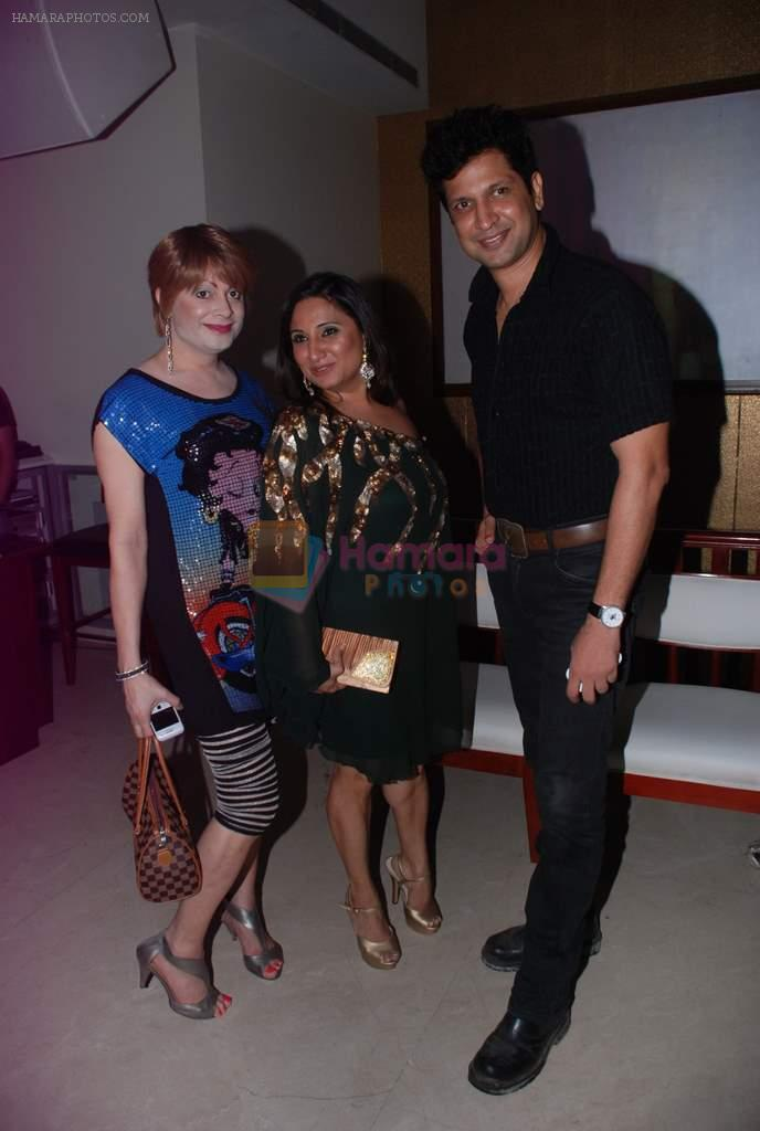 Bobby Darling at Biba Singh new single launch in Mumbai on 2nd Oct 2012