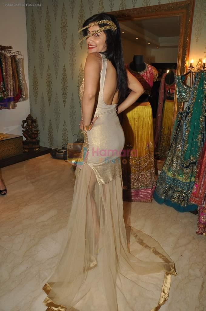Shibani Kashyap Styled by Amy Billimoria in Mumbai on 2nd Oct 2012,1