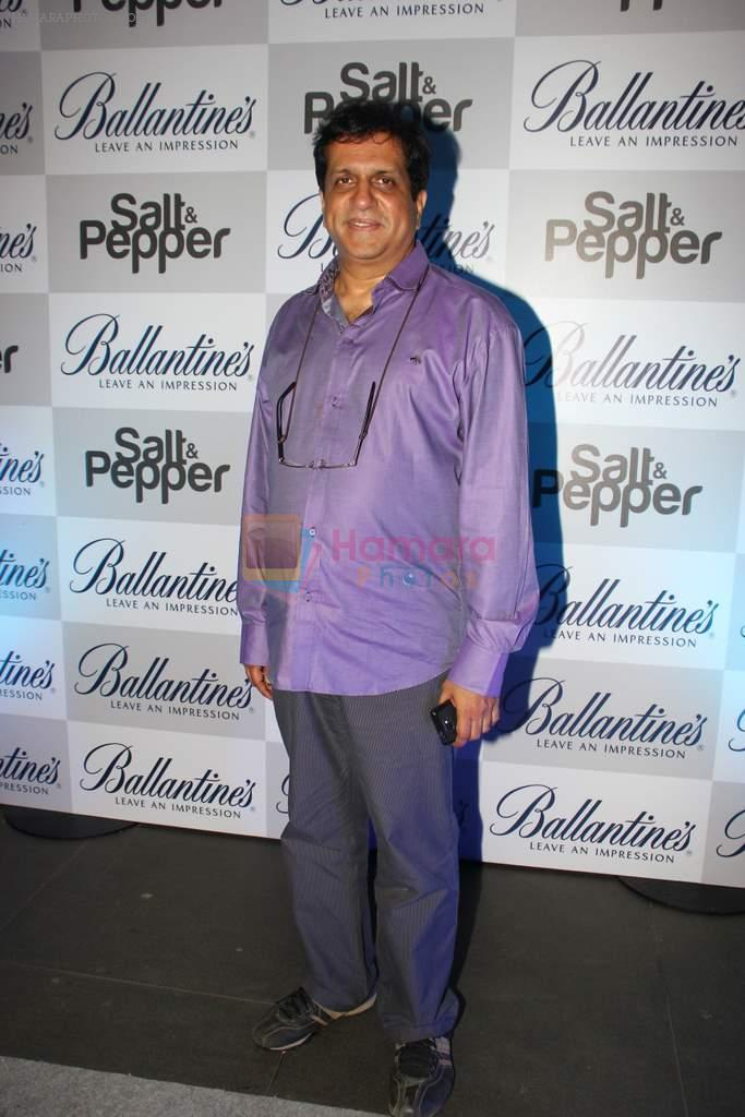 Darshan Jariwala at the Ballentine's Salt N Pepper Preview Party