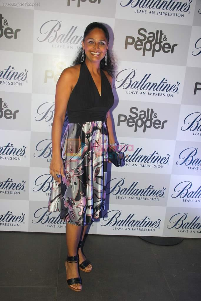 Spotted Sunita Rao at the Ballentine's Salt N Pepper Preview Party