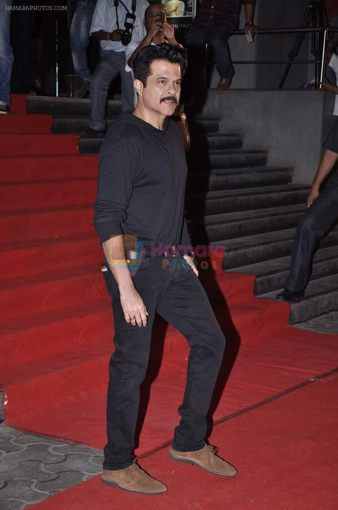 Anil Kapoor at the Premiere of Chittagong in Mumbai on 3rd Oct 2012