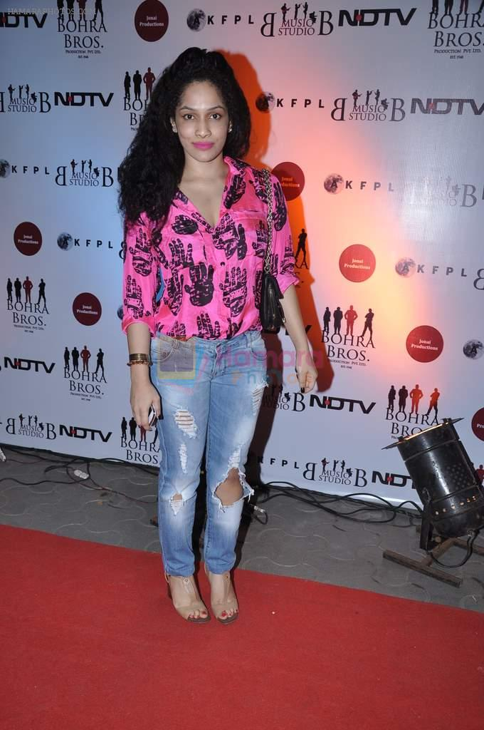 Masaba at the Premiere of Chittagong in Mumbai on 3rd Oct 2012