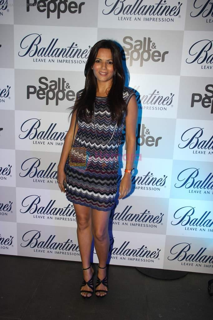 Kuki Grewal at the Ballentine's Salt n Pepper Preview Party