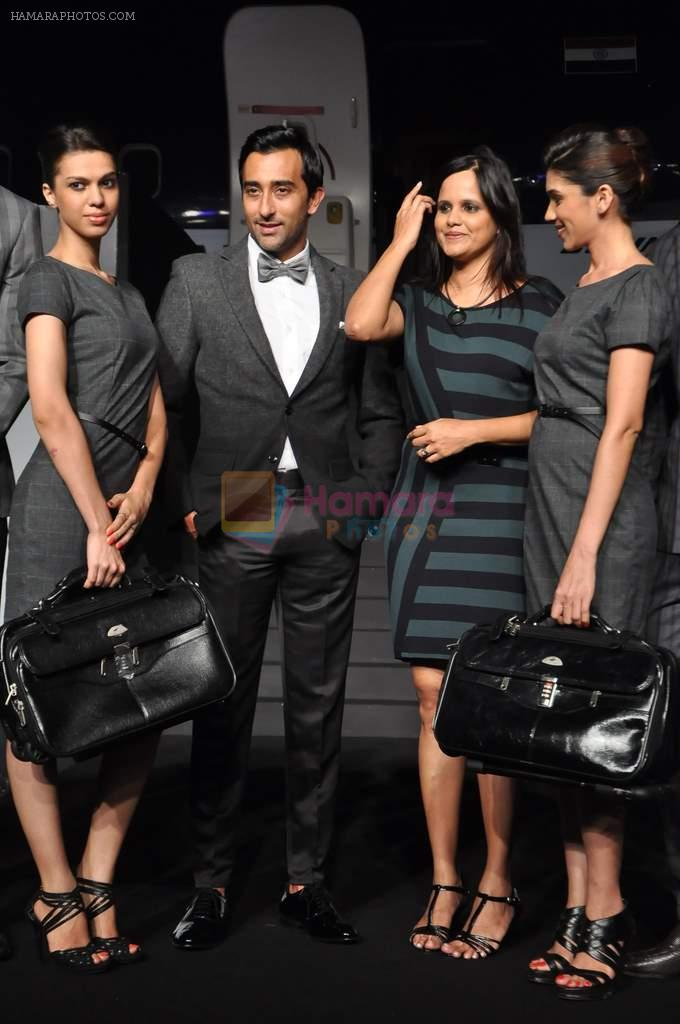 Rahul Khanna at Van Heusen launch in Mumbai on 3rd Oct 2012