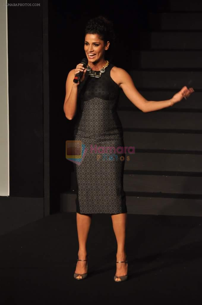at Van Heusen launch in Mumbai on 3rd Oct 2012