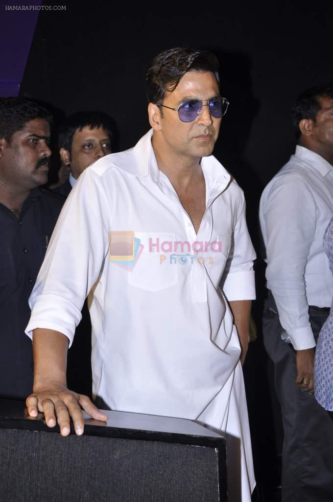 Akshay Kumar at 786 trailor launch in Lower Parel, Mumbai on 4th Oct 2012