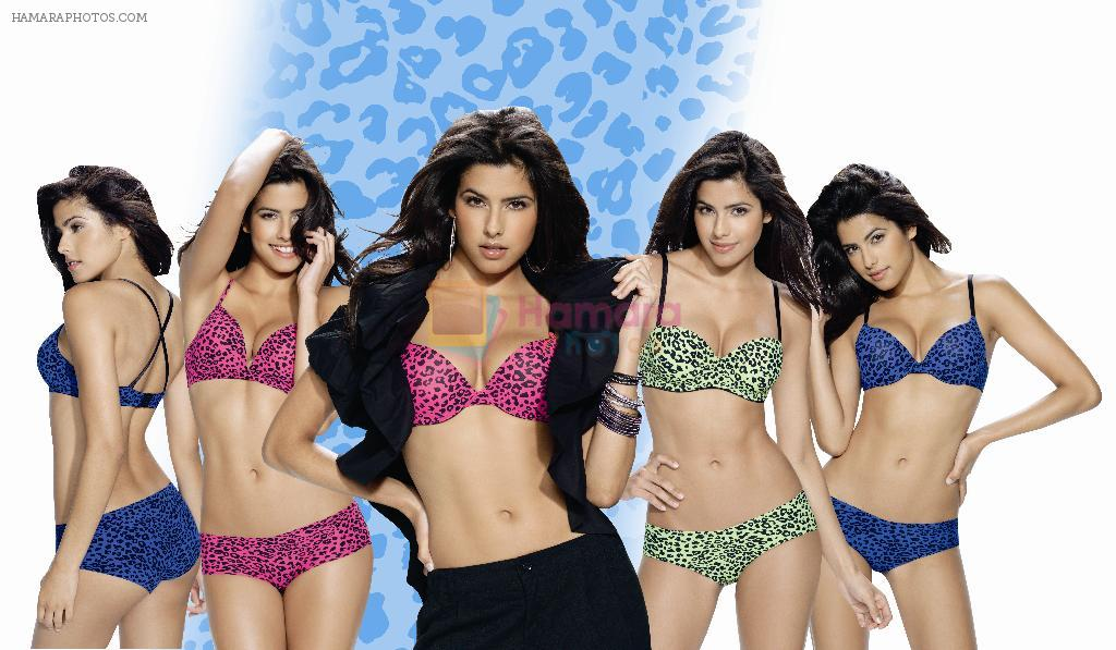 Triumph lingerie shoot on 29th Nov 2012