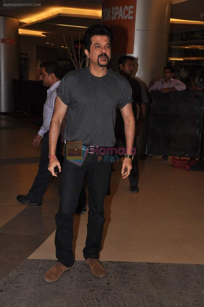 Anil Kapoor at Dabangg 2 premiere in PVR, Mumbai on 20th Dec 2012