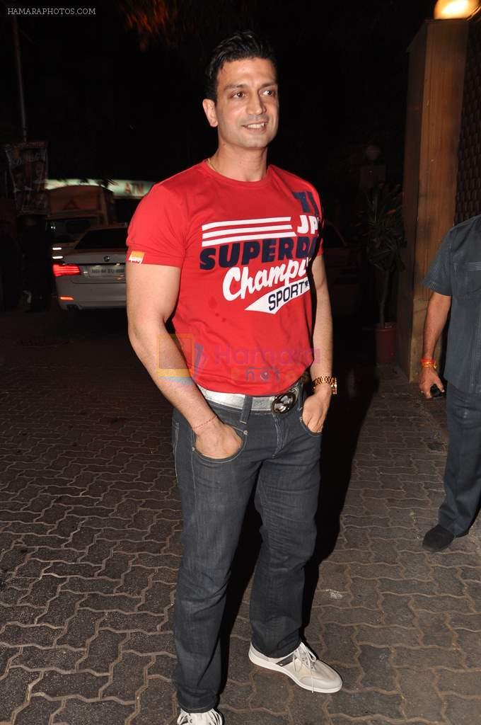 Timmy Narang at Anu and Sunny Dewan's bash in Mumbai on 24th Dec 2012,1