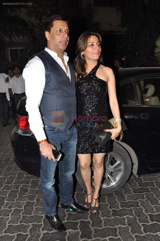 Madhur Bhandarkar at Anu and Sunny Dewan's bash in Mumbai on 24th Dec 2012,1