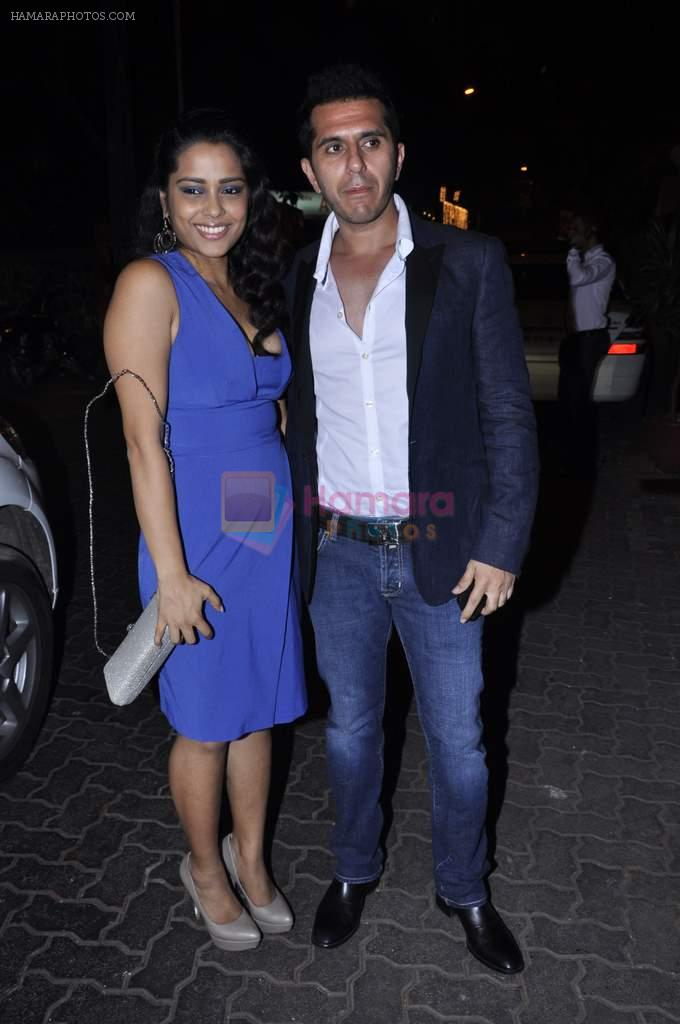 Ritesh Sidhwani at Anu and Sunny Dewan's bash in Mumbai on 24th Dec 2012,