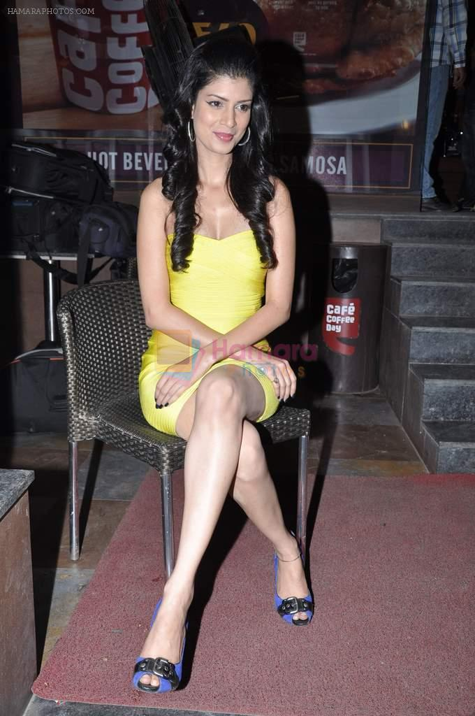 Tena Desae at Table No21 promotions in Juhu, Mumbai on 24th Dec 2012