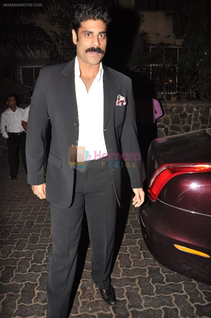 at Anu and Sunny Dewan's bash in Mumbai on 24th Dec 2012,1