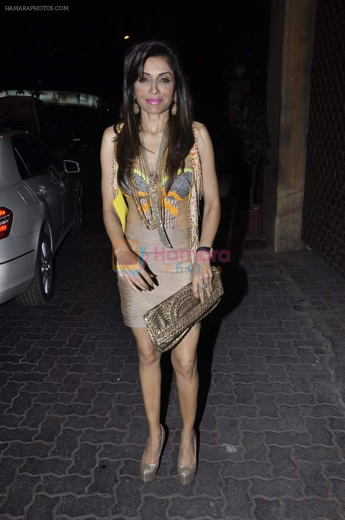 Queenie Dhody at Anu and Sunny Dewan's bash in Mumbai on 24th Dec 2012,