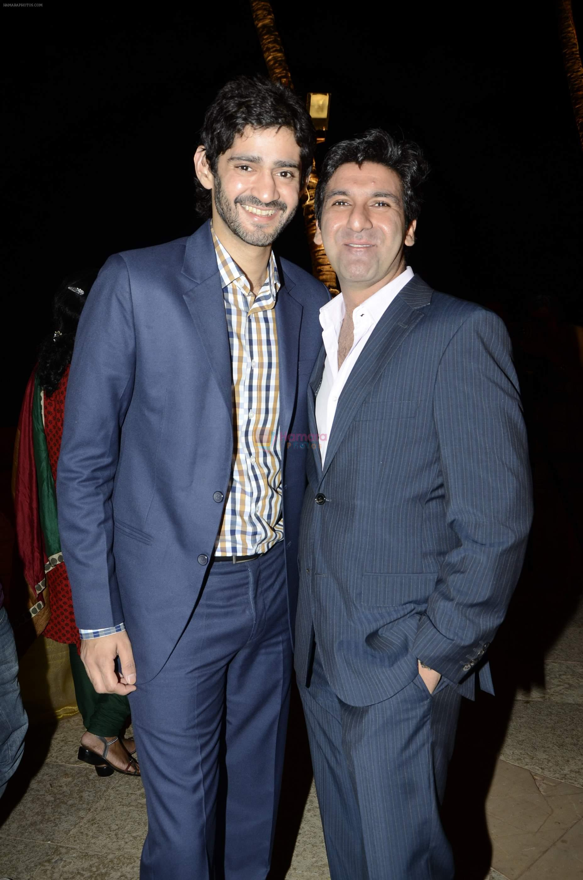 Gaurav Kapoor at Riyaz Amlani and Kiran's wedding reception in Mumbai on 26th Dec 2012