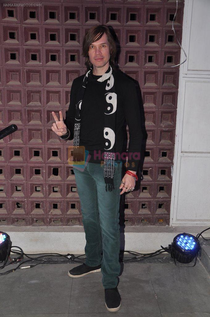 Luke Kenny at Soulmate performance in St Andrews, Mumbai on 27th Dec 2012