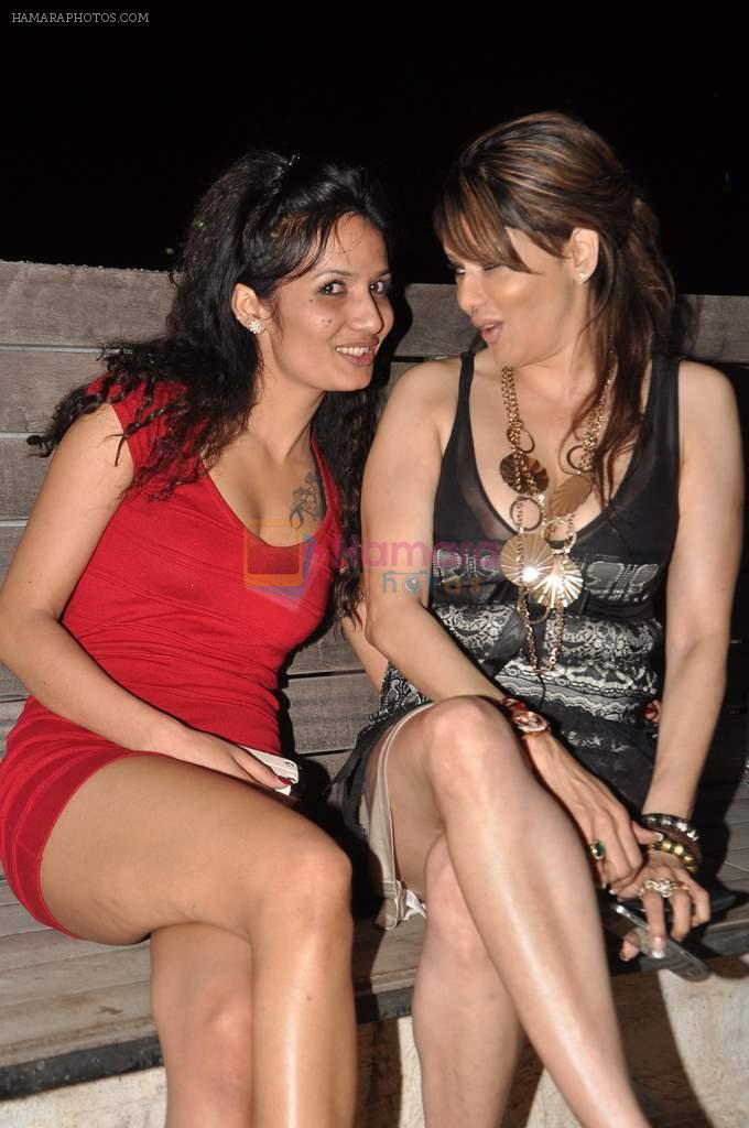 Poonam Jhawar at Brinda Parekh hosts birthday bash for friend Ajay in Mumbai on 27th Dec 2012