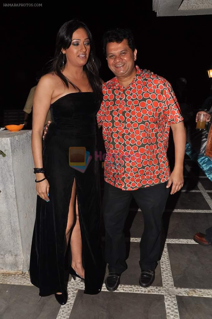 Brinda Parekh hosts birthday bash for friend Ajay in Mumbai on 27th Dec 2012