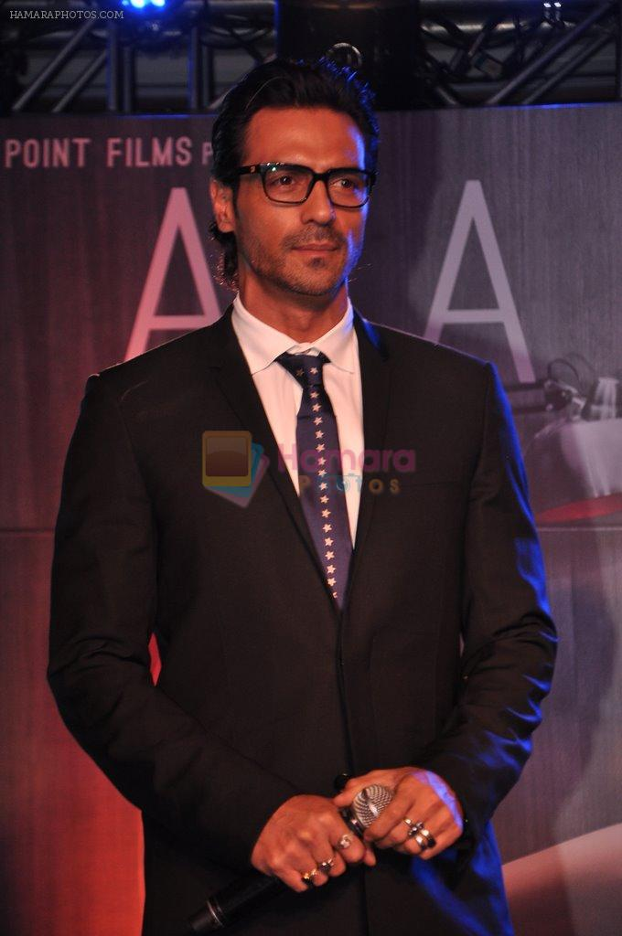 Arjun Rampal at Inkaar calendar launch in Bandra, Mumbai on 27th Dec 2012