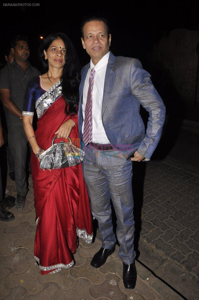 at Bunty Walia's wedding reception bash in Olive on 28th Dec 2012