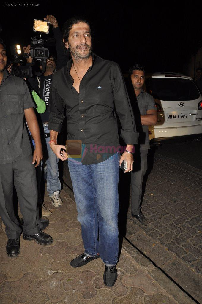 Chunky Pandey at Bunty Walia's wedding reception bash in Olive on 28th Dec 2012