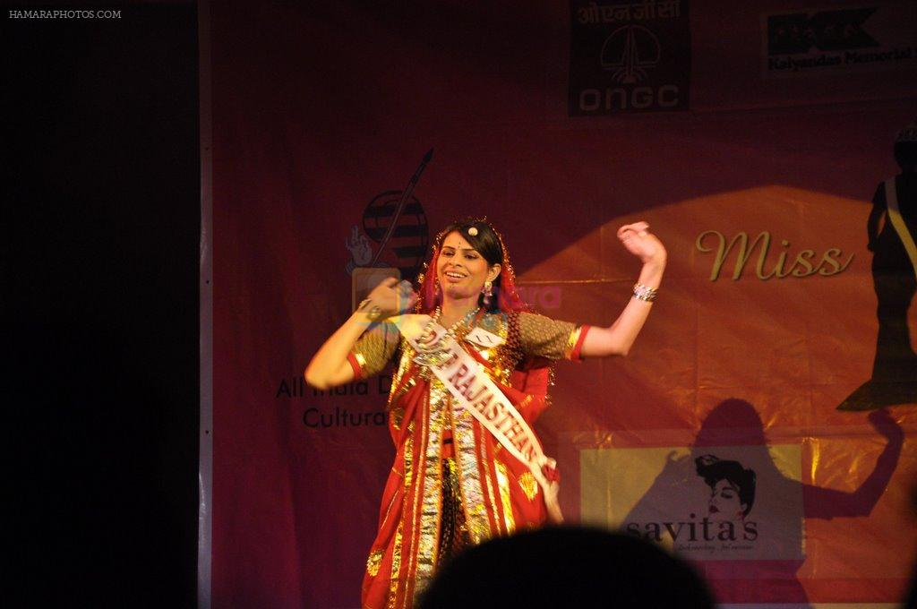 judges deaf and dumb beauty paegant in Worli, Mumbai on 30th Dec 2012