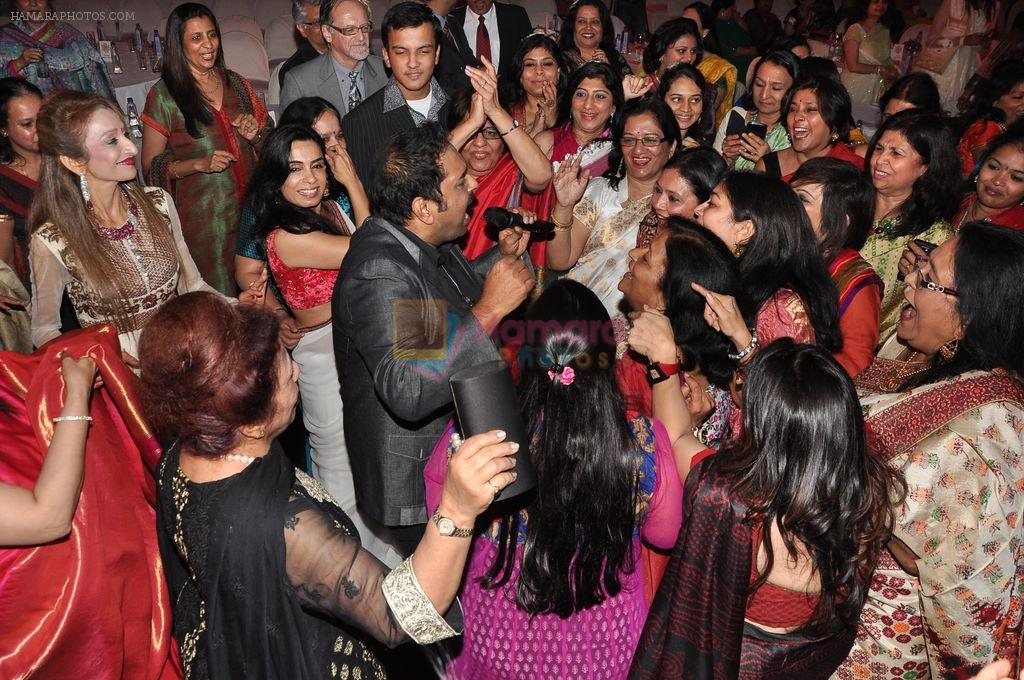 Shankar Mahadevan at Ficci Flo Awards in Mumbai on 22nd Feb 2013