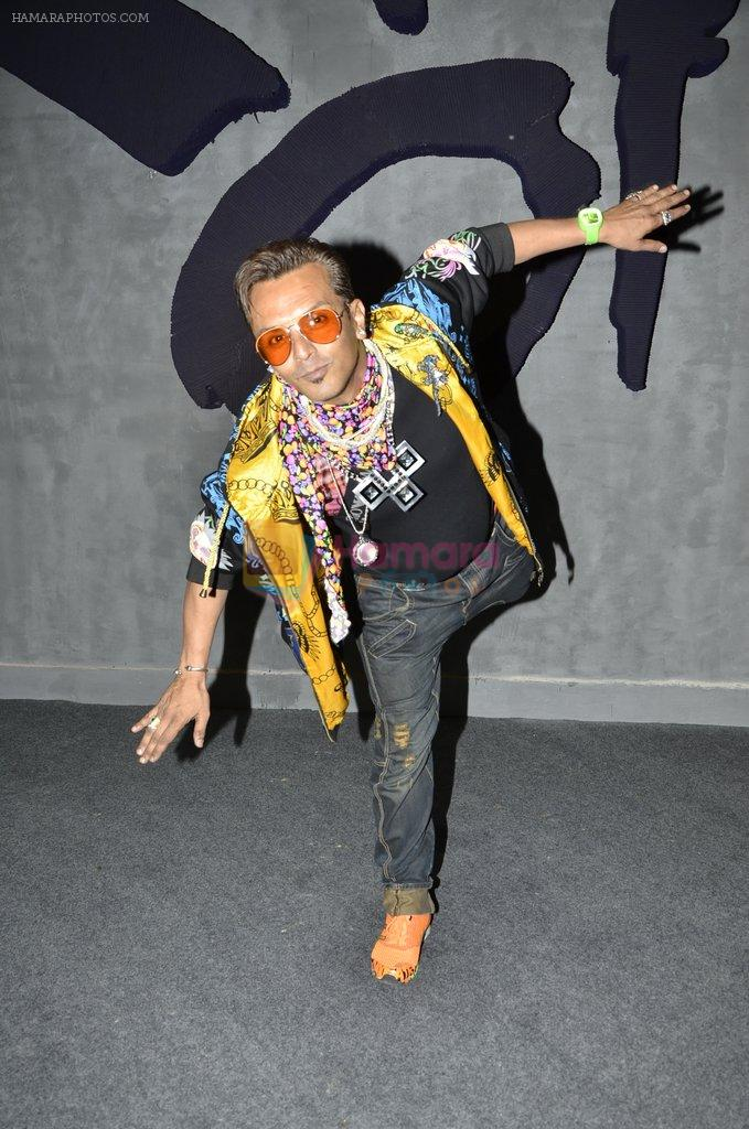 Imam Siddique at Manish Arora Show Garnd Finale at Wills Lifestyle India Fashion Week 2013 Day 5 in Mumbai on 17th March 2013