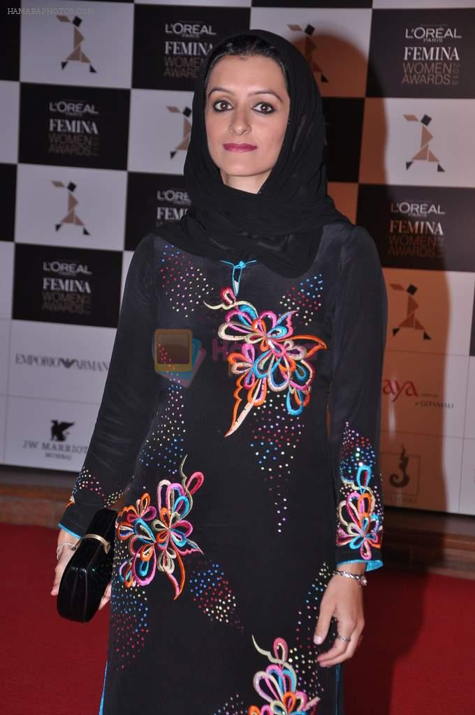 at Loreal Femina Women Awards in J W Marriott, Mumbai on 19th March 2013