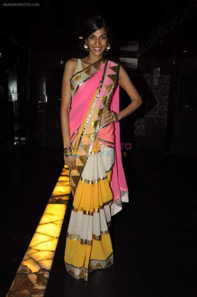Anushka Manchanda at Bartender album launch in Sheesha Lounge, Mumbai on 20th March 2013
