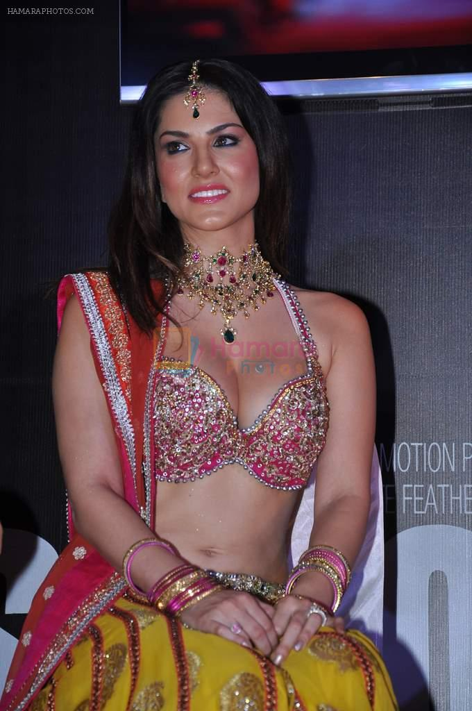 Sunny Leone Promotes Shootout at Wadala in PVR, Mumbai on 22nd March 2013
