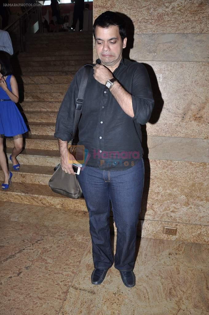 Nachiket Barve on Day 1 at Lakme Fashion Week 2013 in Grand Hyatt, Mumbai on 22nd March 2013