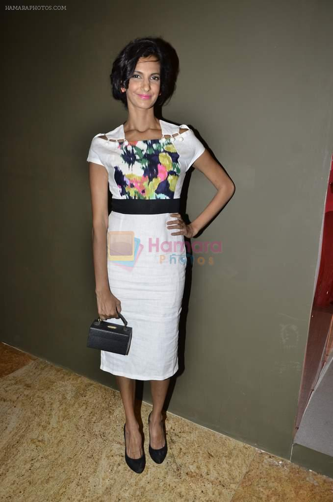 Poorna Jagannathan on Day 1 at Lakme Fashion Week 2013 in Grand Hyatt, Mumbai on 22nd March 2013