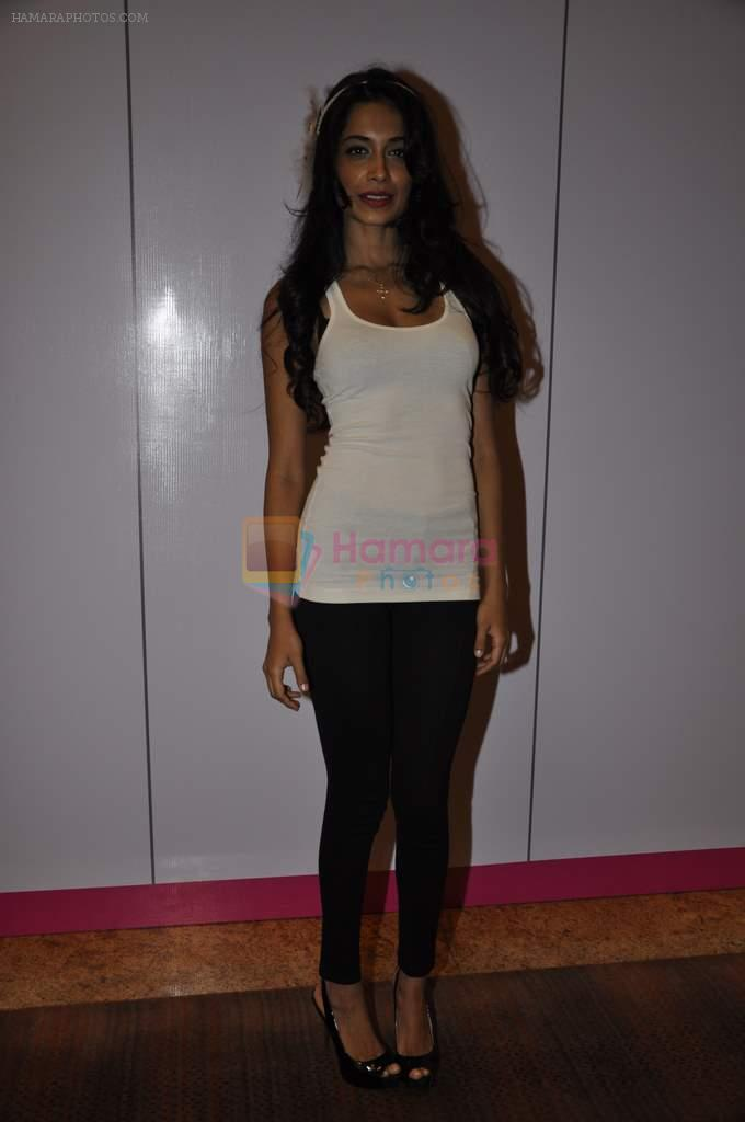 Sarah Jane Dias on Day 1 at Lakme Fashion Week 2013 in Grand Hyatt, Mumbai on 22nd March 2013
