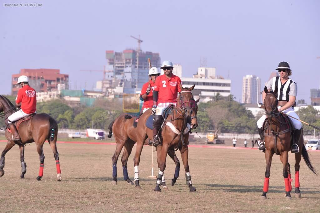 at Delna Poonawala fashion show for Amateur Riders Club Porsche polo cup in Mumbai on 23rd March 2013
