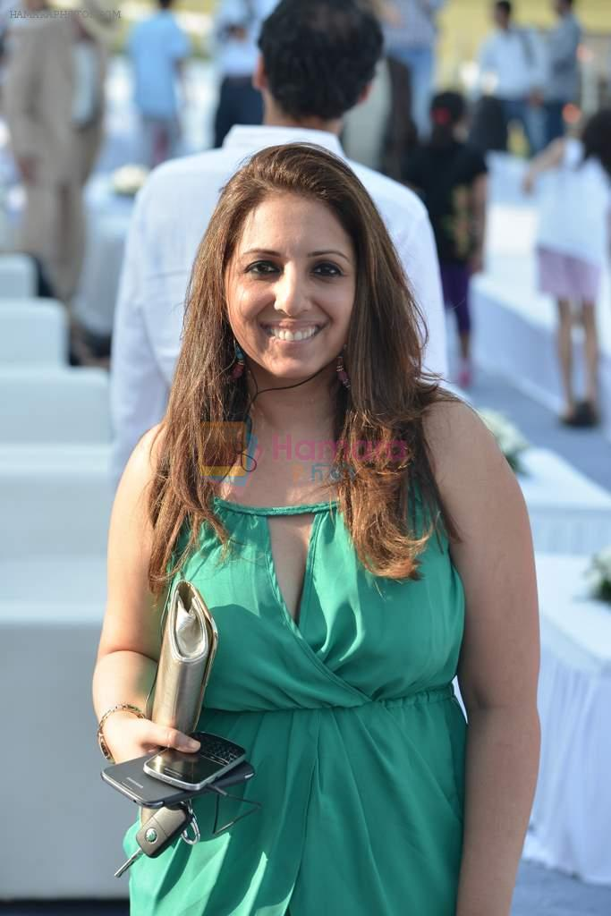 Munisha Khatwani at Delna Poonawala fashion show for Amateur Riders Club Porsche polo cup in Mumbai on 23rd March 2013