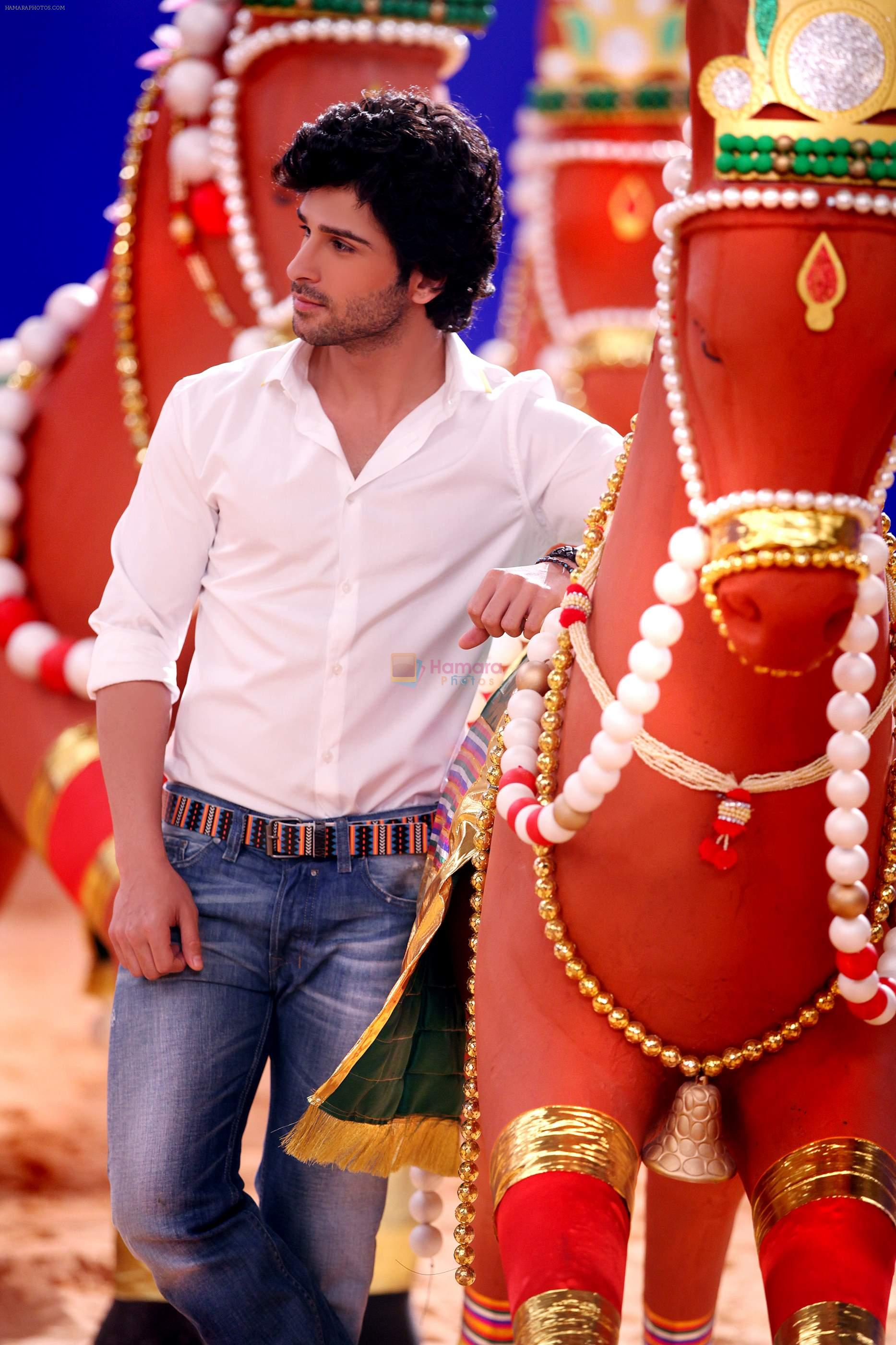 girish kumar in the still from movie ramaiya vastavaiya / ramaiya
