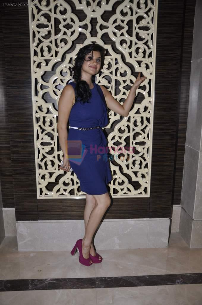 R J Archana at Radio City Freedom Awards in Shangrila Hotel on 30th May 2013