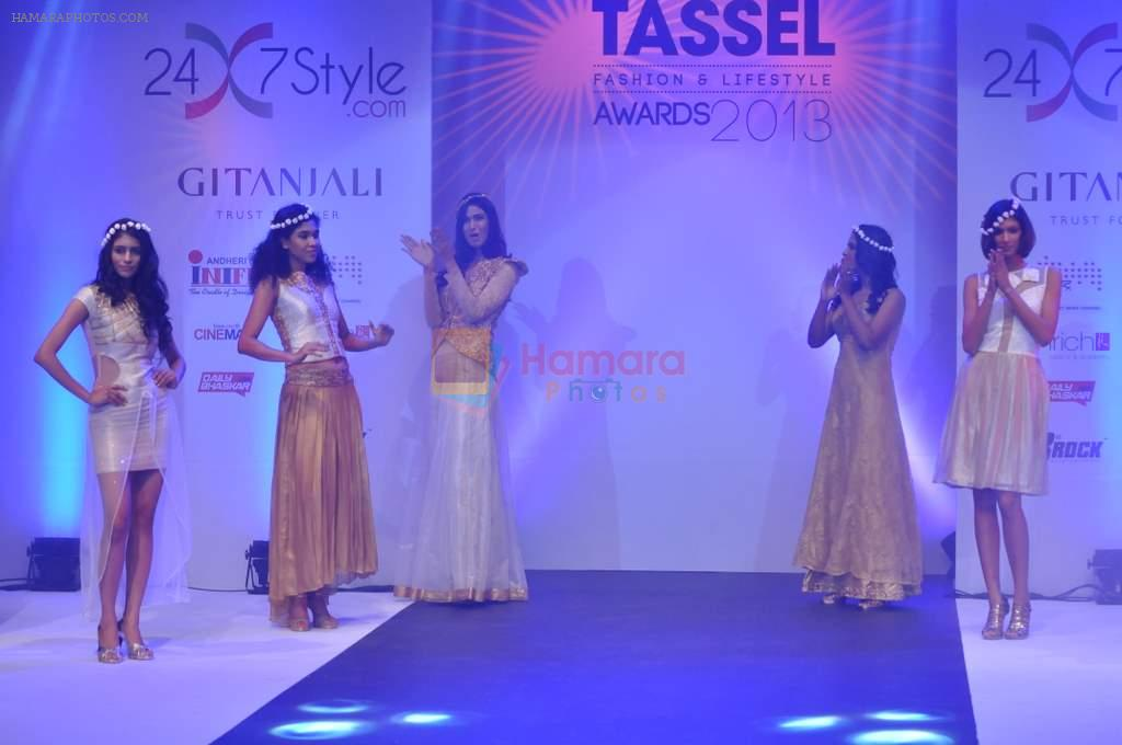 at Tassel Fashion and Lifestyle Awards 2013 in Mumbai on 8th July 2013,1
