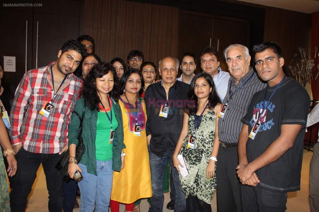 Mahesh Bhatt at ITA writers workshop in Mumbai on 18th July 2013