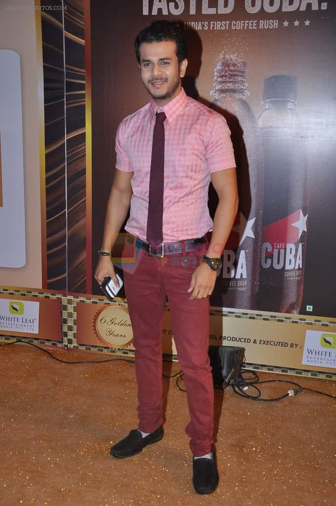 at Gold TV awards red carpet in Mumbai on 20th July 2013