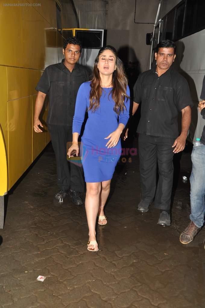Kareena Kapoor at Launch of Raghupati Raghav song from Satyagraha in Mumbai on 25th July 2013