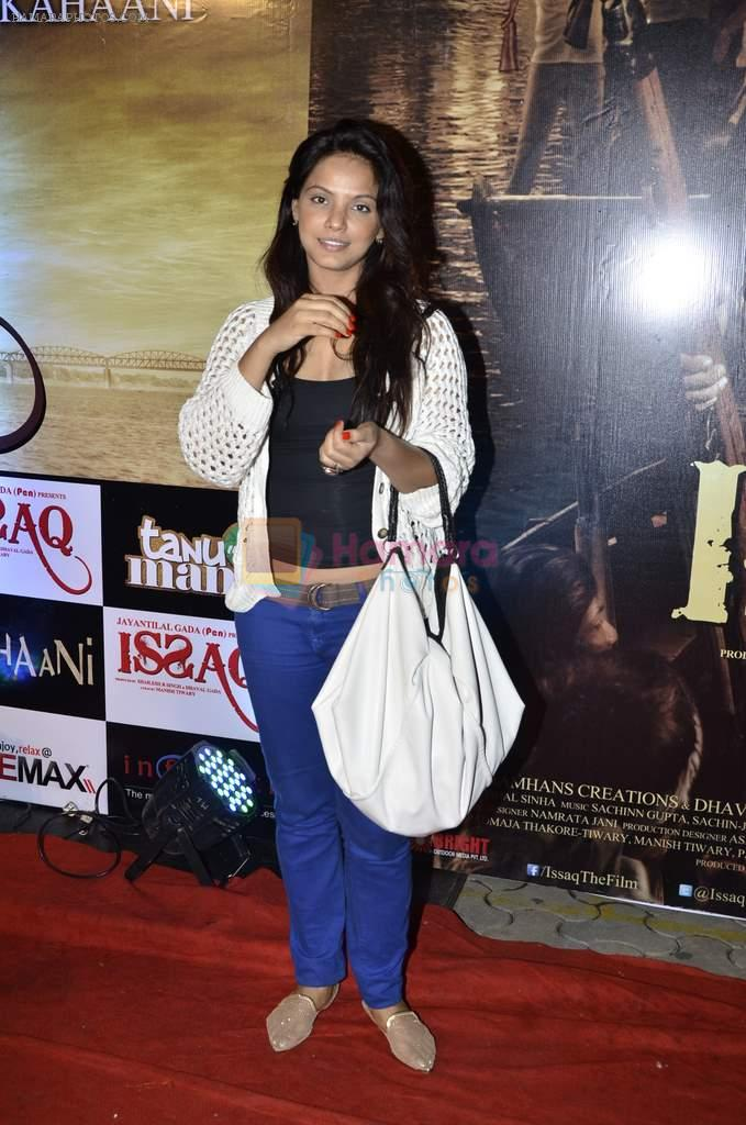 Neetu Chandra at Issaq premiere in Mumbai on 25th July 2013