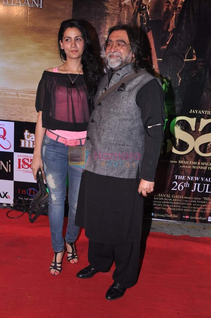 at Issaq premiere in Mumbai on 25th July 2013